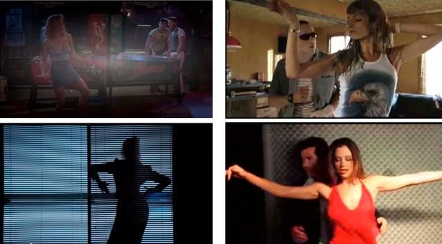 Bailes de Cine 4